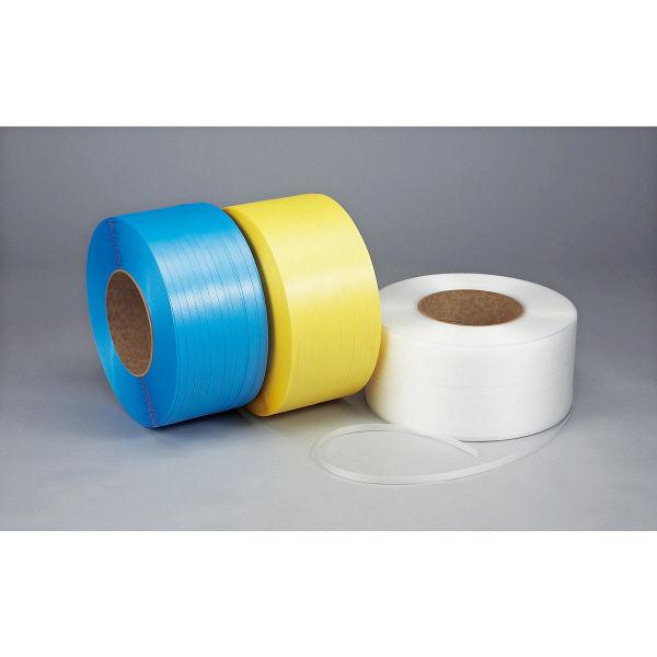 PPバンド RXタイプ 12mm×3,000m  12RX 1梱包(2巻入)×  5梱包 積水樹脂(メーカーからの直送品)